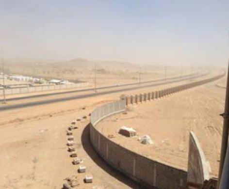 الإدارة العامة للمشاريع أحداث مصورة شمال جدة عسفان مشروع Isg101x مشروع الموقع العام لمجمع الكليات الجامعية بشمال جدة